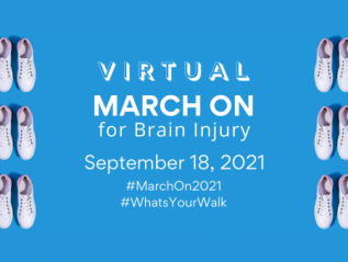 March On For Brain Injury Saturday, September18